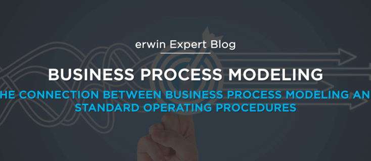 The Connection Between Business Process Modeling and Standard Operating Procedures