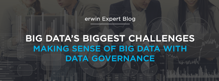 Big Data Posing Challenges? Data Governance Offers Solutions
