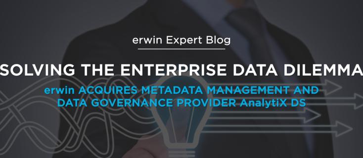 Solving the Enterprise Data Dilemma