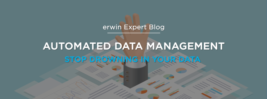 Automated Data Management: Stop Drowning in Your Data