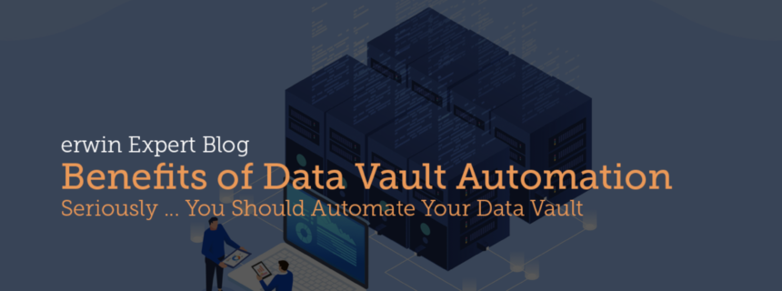 Benefits of Data Vault Automation