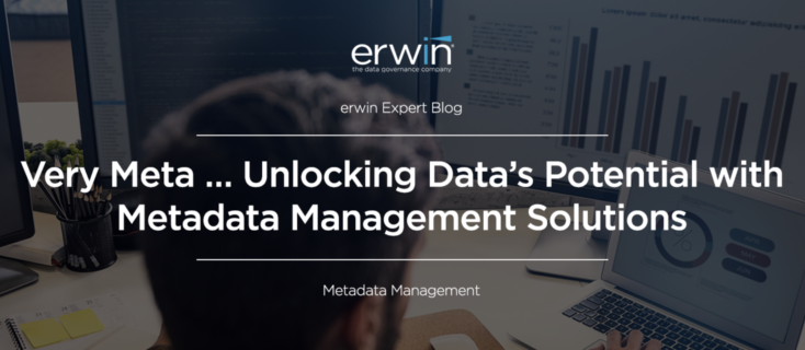 Very Meta … Unlocking Data's Potential with Metadata Management Solutions