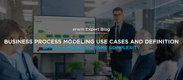Business process modeling use case