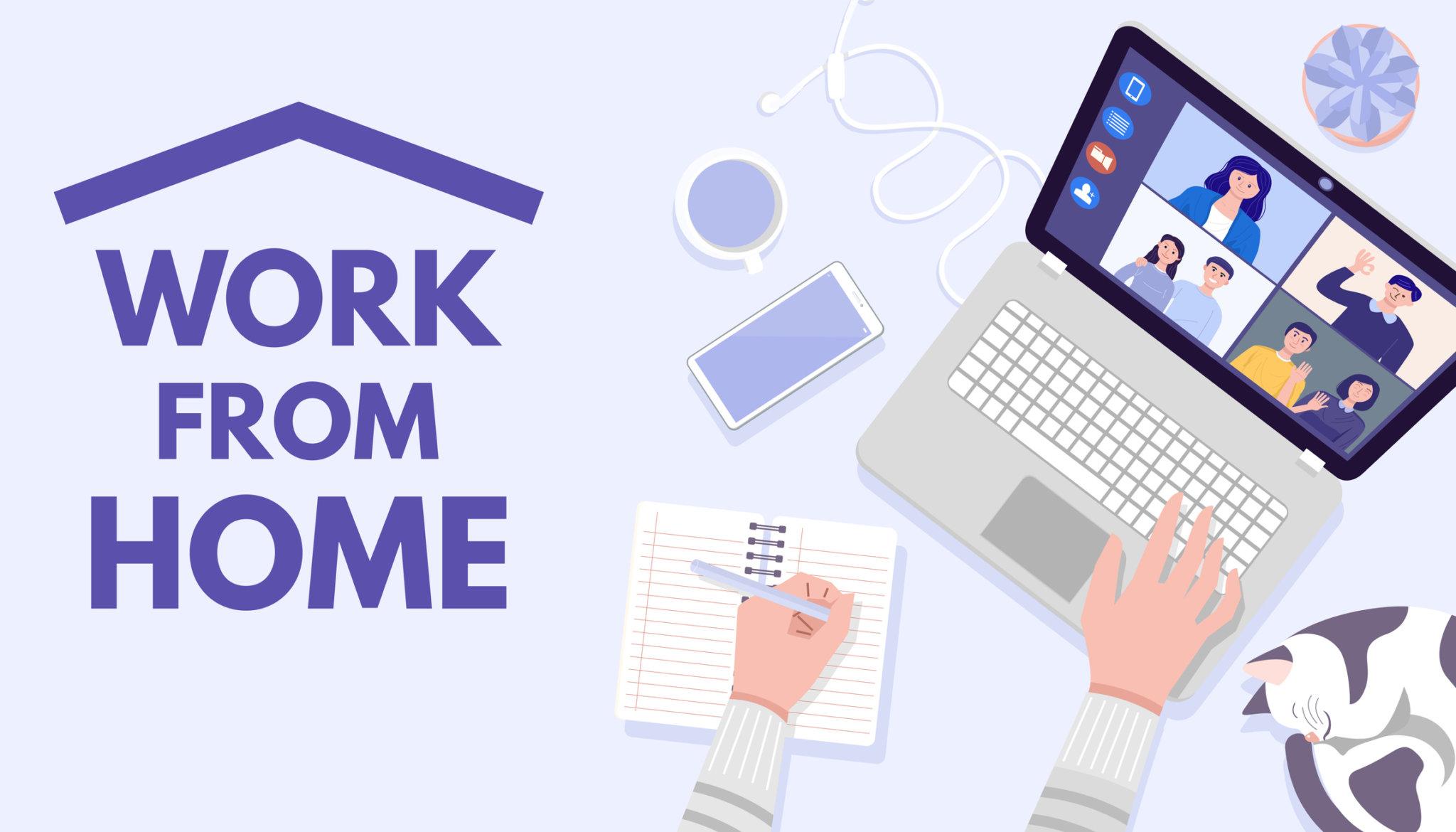 Free Remote-Work App: Remote Work Made Easy with erwin WFH Impact Manager